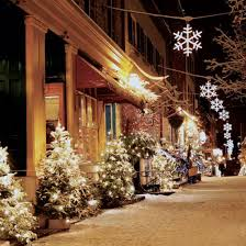 bethlehem pennsylvania christmas lights the most christmassy towns in the us food wine