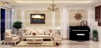 neo classiccal interior design hometown ha noi vietnam interior design