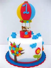 adorable farris wheel cake baby reveal baby shower theme