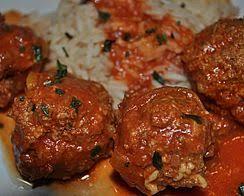 cuisiner boulette de viande recette boulettes de viande à la sauce tomate cahier de cuisine