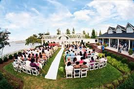 waterfront wedding venues in md chesapeake bay club bryan george wedding djs in dc