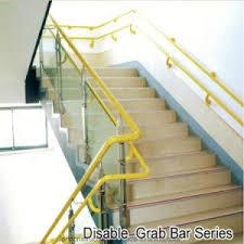 Disabled Handrails China Stable U0026 Safety Disable Walkway Grab Bars Nylon Hand Rails