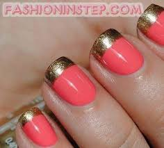 Simple Nail Art Designs For Beginners To Do At Home  Pakcom - At home nail art designs for beginners