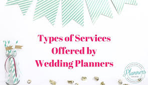 wedding planers month of partial planning service planning explained