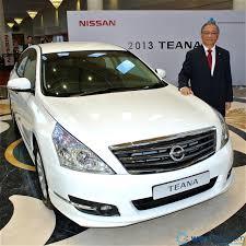 Nissan Reveals Facelifted 2013 Teana 2 5l Gets New Blind Spot