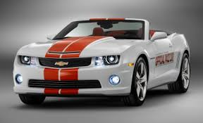 dodge camaro for sale 2011 chevrolet camaro convertible to pace 100th anniversary of the