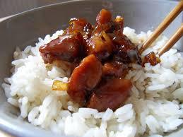 cuisine chinoise porc porc au caramel des idées salées pour tous les jours
