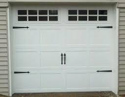 Overhead Garage Door Replacement Parts Garage Door Carriage House Hardware 6pc Set