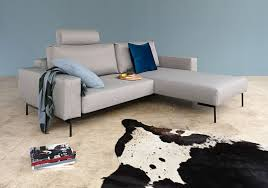 bragi sofa bed with integrated lounger