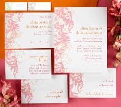 summer wedding invitations summer wedding invitations rectangle potrait white pink floral