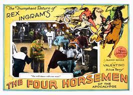 the four horsemen of the apocalypse 1921