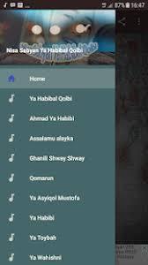 Ya Habibal Qolbi Nisa Sabyan Ya Habibal Qolbi Offline Android Apps On Play