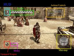 Assassin S Creed 2 Map Interface Design Assassin U0027s Creed Ii Interface