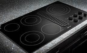 Jennair Electric Cooktop Electric Cooktop Vitroceramic Radiant Jed3536ws Jenn Air