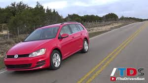 first drive 2015 vw golf sportwagen the un crossover youtube