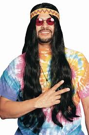 Hippie Makeup For Halloween by 1960s And Hippie Costumes For Men Costume Craze