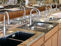 One Touch Kitchen Faucet Meetandmake Co Page 14 Kitchen Single Handle Faucet One Touch