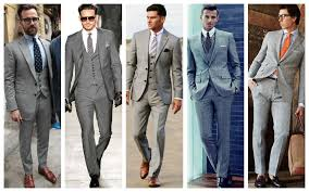 light grey suit combinations how to wear a grey suit the trend spotter