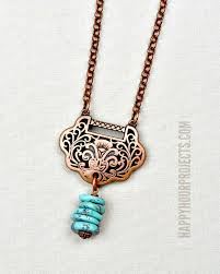 simple turquoise necklace images 105 top diy necklace ideas to try out this weekend diy crafts jpg
