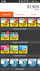 how much are gift cards how to gain dozens of appnana referrals earn free gift cards by