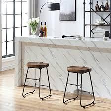 24 inch backless bar stools contoured saddle seat 24 inch backless bar stool chair for home