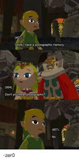 Pornographic Memes - 407 i think i have a pornographic memory don t you mean