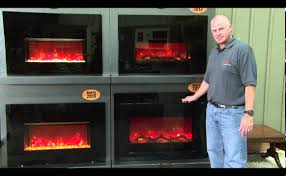 Electric Insert Fireplace Fireplace Xtrordinair Electric Fireplace Inserts Youtube