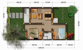 layout ruangan rumah minimalis contoh denah atau sketsa rumah minimalis terbaru desain denah