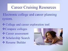 Career Cruising Resume Builder The Road To College 5 Year Plan The Road To College 5 Year Plan