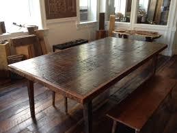 plain plain reclaimed wood kitchen table 26 best reclaimed wood