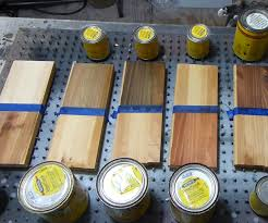 how to stain pine table the effects of different stains on white pine wood 15