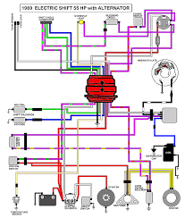 evinrude ignition switch wiring diagram u0026 omc ignition switch