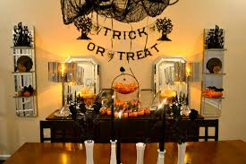 decorate house for halloween life u0026 home at 2102 dissection of a halloween glam themed dining room