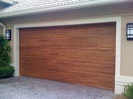 popular faux wood garage doors faux wood garage doors painting