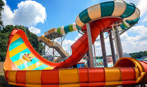 Six Flags Georgia Water Park Theme Park Overload Six Flags Parks 2018 New Attractions