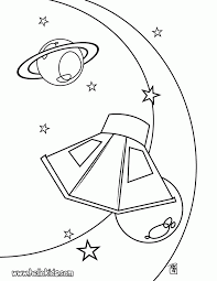 saturn coloring pages print coloring home