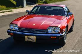 jaguar cars 1990 1990 jaguar xjs v12 coupe by classic showcase