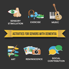 dementia and alzheimer s activities ideas for stimulation and