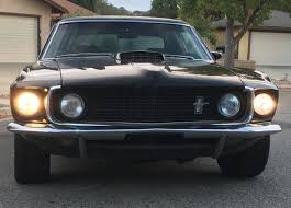 1969 mustang grande for sale 1969 ford mustang 351w black for sale ford mustang grande 1969