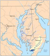 List of rivers of maryland wikiwand