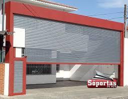 Famosos Portas de Enrolar Automaticas - Catálogo de Arquitetura &RM41