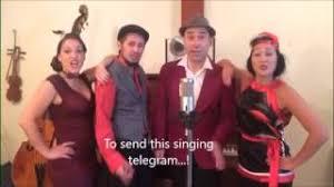 singing telegram fort worth telegrams