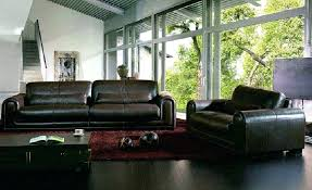 Real Leather Sofa Sale Used Leather Sofa Set Adrop Me