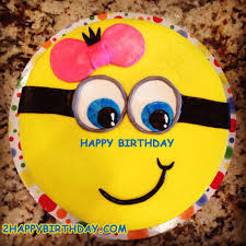 minions cake minions birthday cake image with name edit 2happybirthday