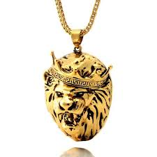 gold animal pendant necklace images Animal pendants iced out silver animal pendant kingice jpeg