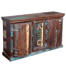 Reclaimed Wood Bar Cabinet Reclaimed Wood Barrel Door Wine Bar Cabinet