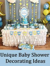 baby showers decorations ideas how to find unique baby shower decorating ideas baby shower