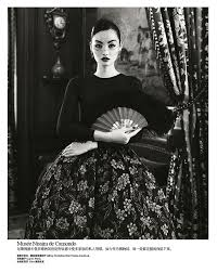 christian couture si e social fashion editorial miao bin si by yin chao for harpers bazaar china