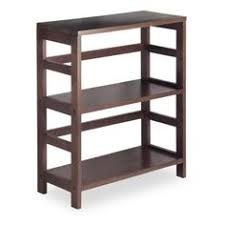 Chestnut Bookcase Hollydale 36 Inch Chestnut Bookcase By Donnieann Great Deals