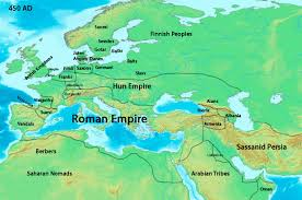 Map Rome Maps Rome Never Splits Alternative History Fandom Powered By